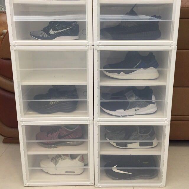 鞋子收納櫃 收納盒