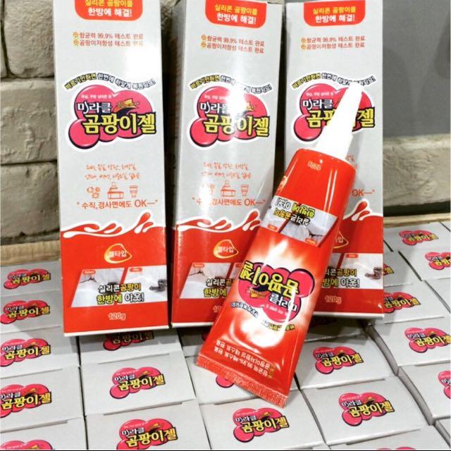 🎈現貨特價 韓國原裝Eco Flubber 立潔白 強效清潔除霉膏
