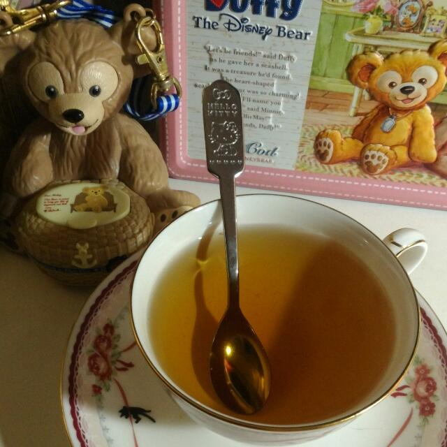 [日本帶回] Hello Kitty 下午茶湯匙 叉子 兩種尺寸