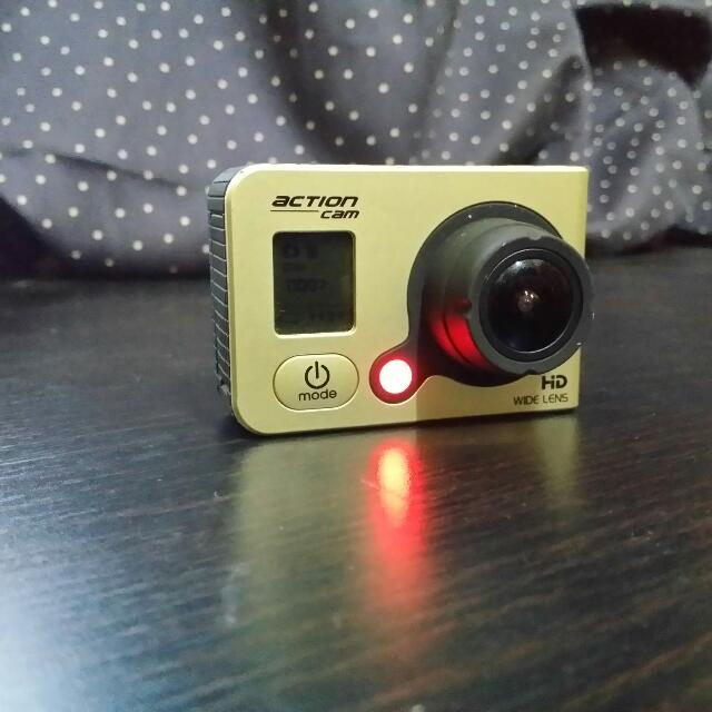 Action Cam Rd990