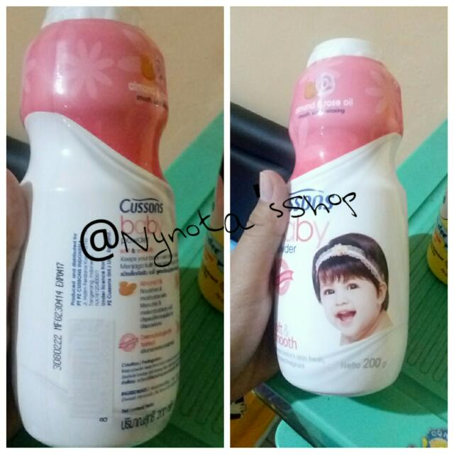 Baru! Cussons Baby Powder