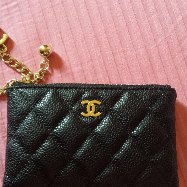f227b9a8e769 Brand new Chanel coin purse wallet, Luxury on Carousell