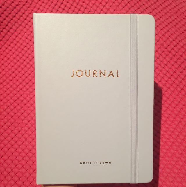 BRAND NEW KIKKI.K A5 Life Journal