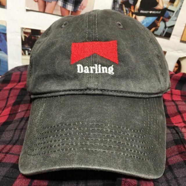 brandymelville Darling 全新棒球帽