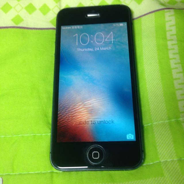 Iphone 5 16g..