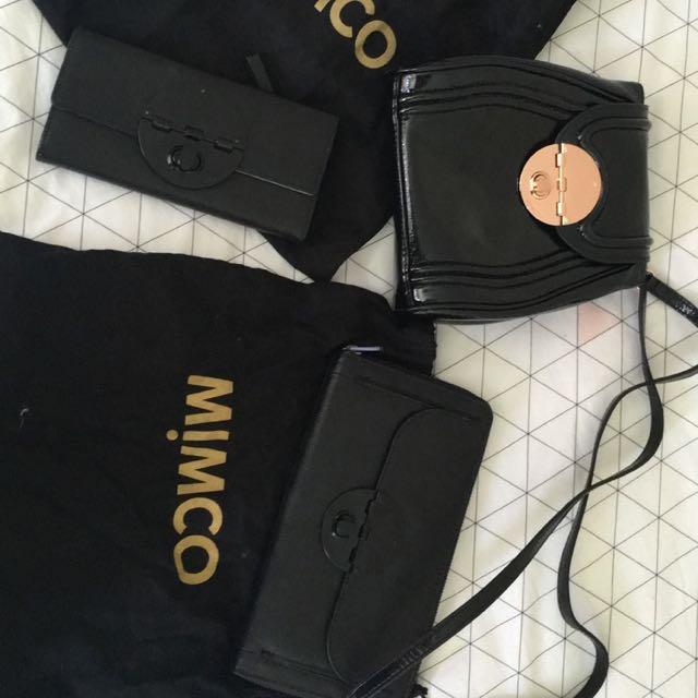Mimco Wallets NWT