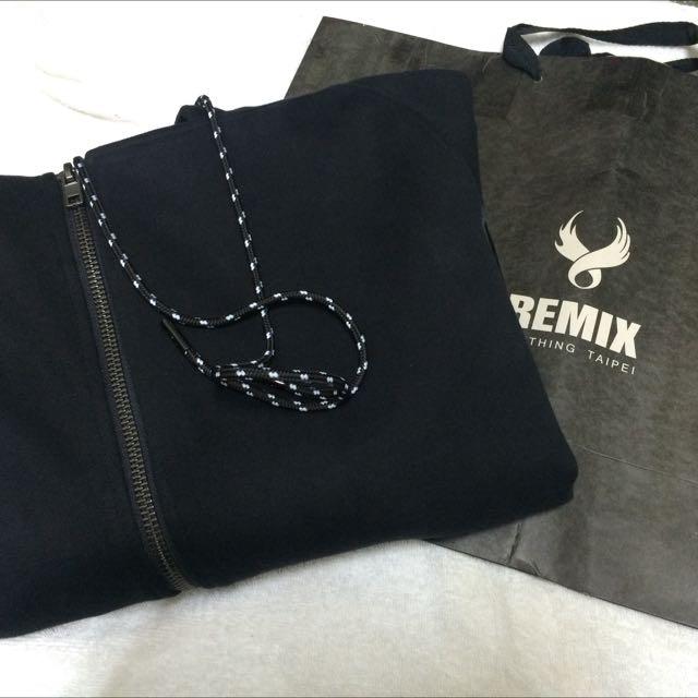 MJF&REMIX聯名帽夾s號