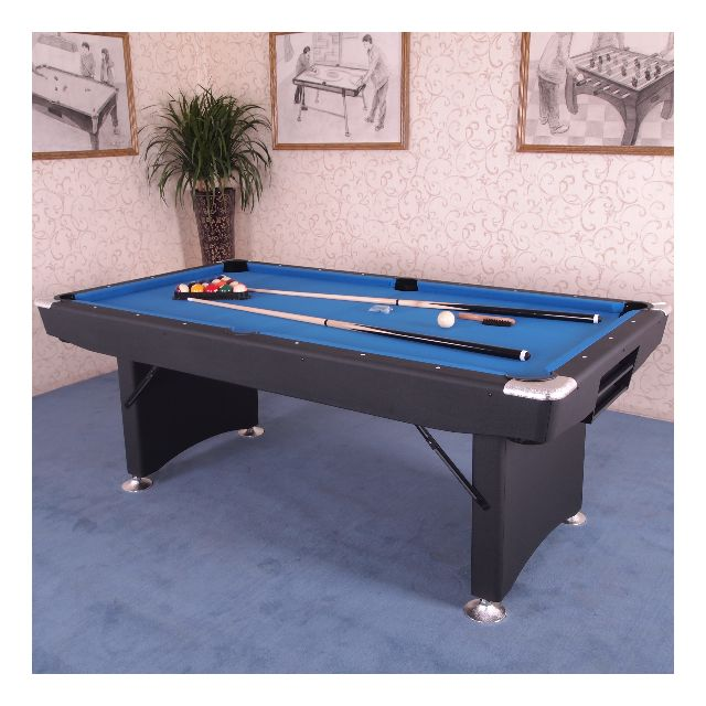 Brand New 7ft Pool Table With Folding Legs Launch Furniture