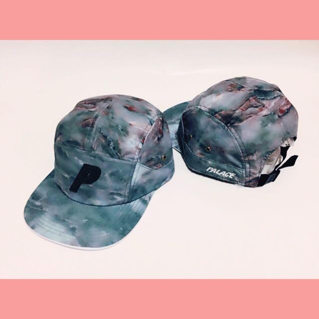PALACE五分割帽(正貨)