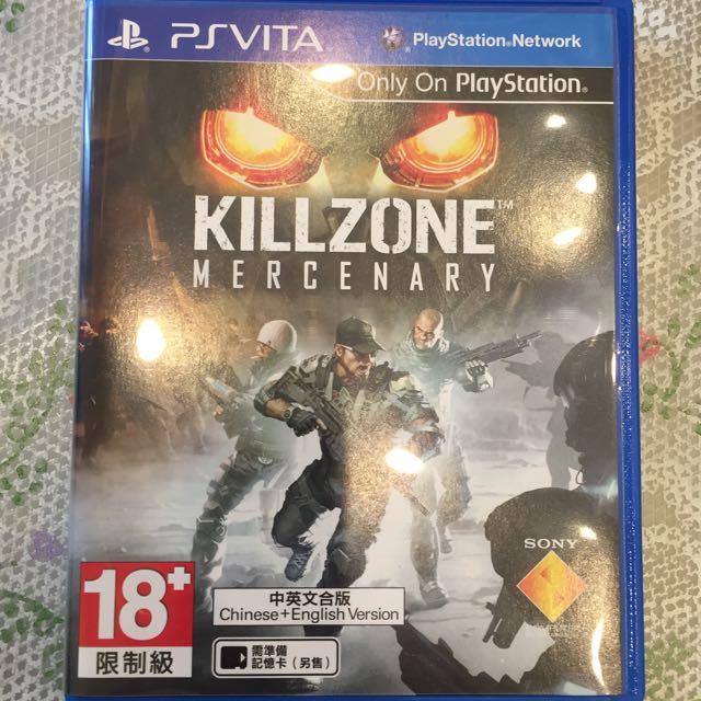 PSV Killzone 殺戮地帶 中文版