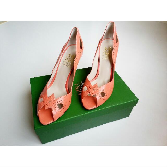 Sepatu Ricci No Peep Toe Heels