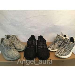 Adidas YEEZY 350 太空灰 最強單品 現量款 情侶鞋