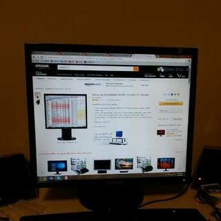Samsung SycnMasyer 943BX LCD Monitor 19 Inch