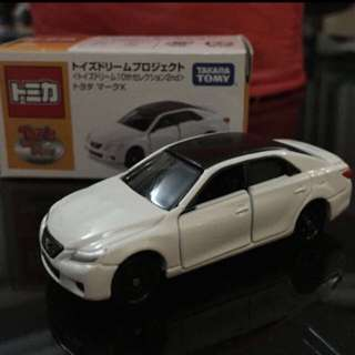 10th Anniversary Toy's Dream Project Tomica Model Toyota Mark X