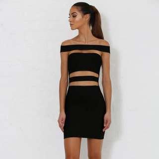 Marcella Bandage Dress Meshki Boutique BRAND NEW