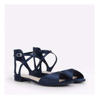 Charles and Keith open toe sandal size 3