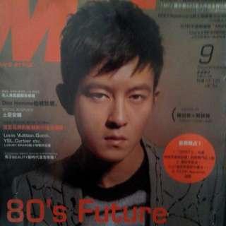 絕版M'S 男性時尚雜誌(2007年9月號)