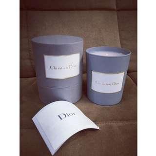 Christian Dior 芳香蠟燭