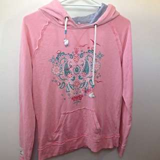 Pink Hoodie Jumper (size 12)