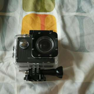 Vector 4000W Action Camera (WiFi Enabled)