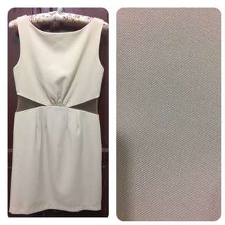 PRELOVED Dress Cream
