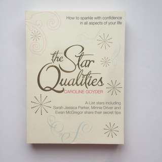 The Star Qualities By Caroline Goyder