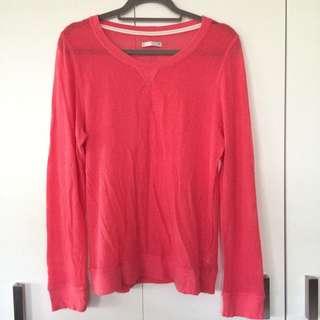 Coral Knit Jumper Size 16 Target
