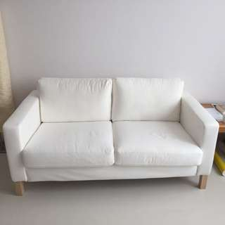 New IKEA Karlstad Sofa