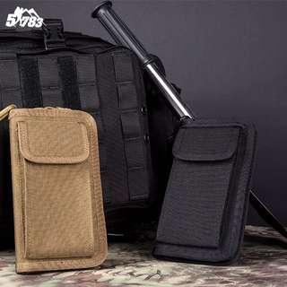 Tactical Long Zip Wallet