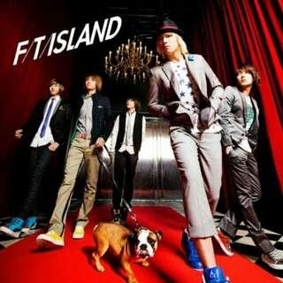 FTISLAND(에프티아일랜드) – Flower Rock專輯