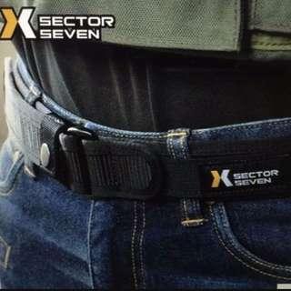 Sector Seven Velcro Tactical Belt