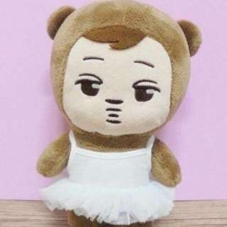 (代友收)EXO KAI 娃娃 雲枕 鍾熊