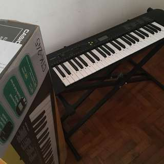 Casio 49 Key Standard Keyboard