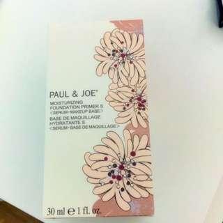 (全新未開封) PAUL & JOE 高效保濕調色妝前隔離霜 SPF15 PA+