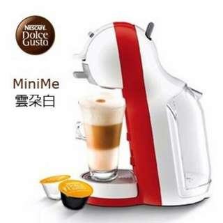 (九成新)雀巢膠囊咖啡機