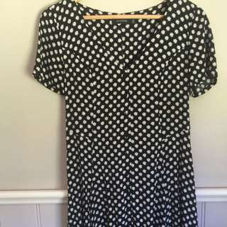 Glassons Floral Floaty Dress