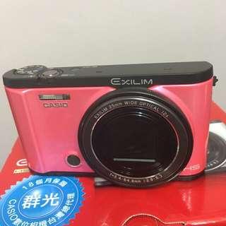 Casio Zr3500粉紅色