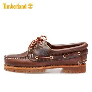 Timberland 51304 女子經典不敗雷根底帆船鞋 #休閒鞋 #平底鞋
