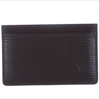 (Reserved) BNIB Authentic louis vuitton EPI Card Holder
