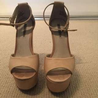 Windsor Smith Michaela Heel Size 6