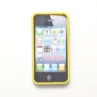 iPhone 4/4S Bumper Style Case