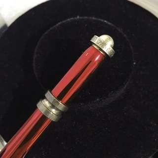 Auth Tiffany & Co Paloma Picasso Cheque Book Pen