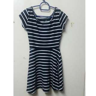 Strip Dress Cotton On