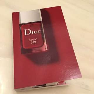 Brand New Dior Vernis Extreme Wear Nail Lacquer Miniature For Sale!