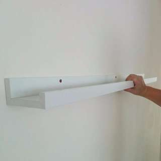 IKEA RIBBA Wall Shelf