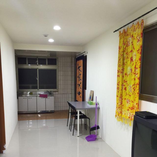 出租公寓6F頂加22坪