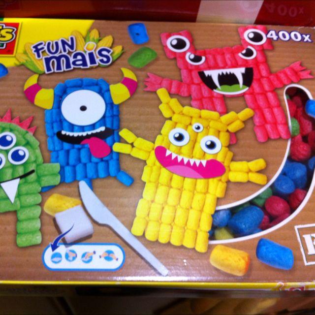 瑞士購入天然玉米玩具