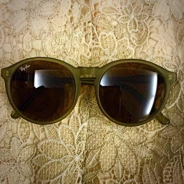 👑珍品真品!復古雷朋太陽眼鏡