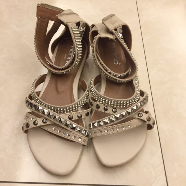 二手 波西米亞涼鞋