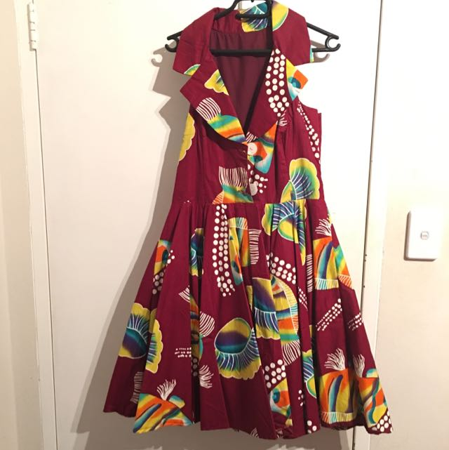 African Made SIZE S